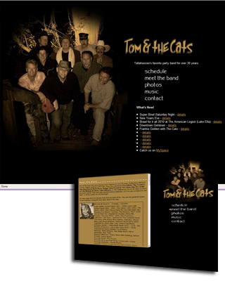 Tom & the Cats